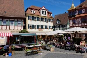 Marktplatz in Schwabach