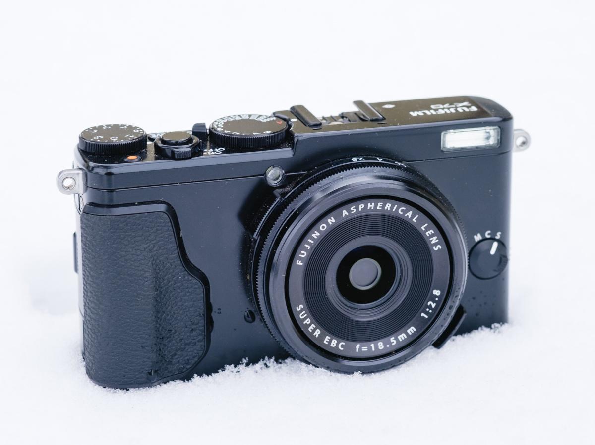 First Look Review Fujifilm X70 171 Fuji X Secrets